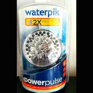 Waterpik Power Pulse Massaging Shower Head